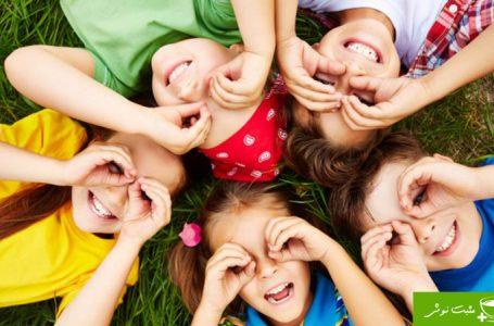 کودکانه های شاد