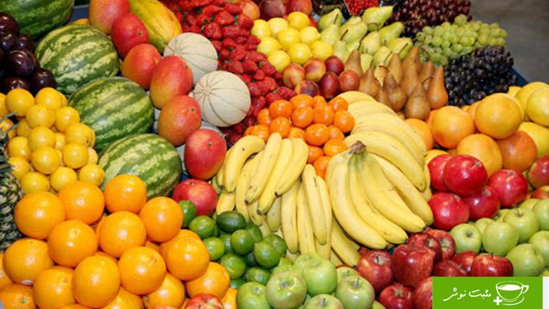 میوه های مثبت