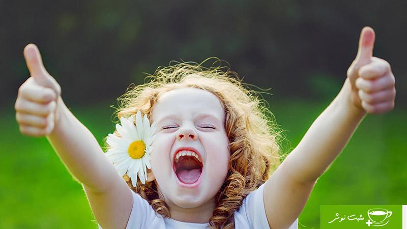 چگونه شاد باشید