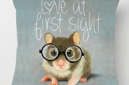 به موش عینکی فکر نکنید!